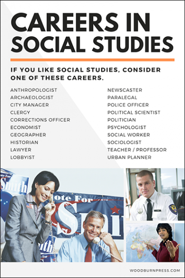 Careers in Social Studies