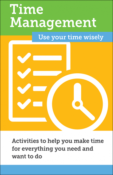 Time Management Activity Booklet Handout