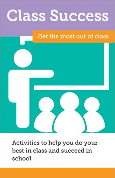 Class Success Activity Booklet Handout