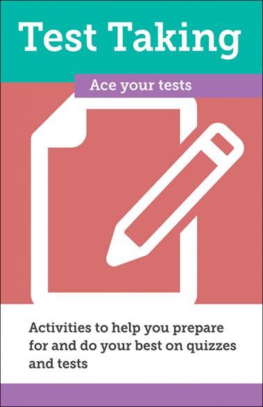 Test Taking Activity Booklet Handout