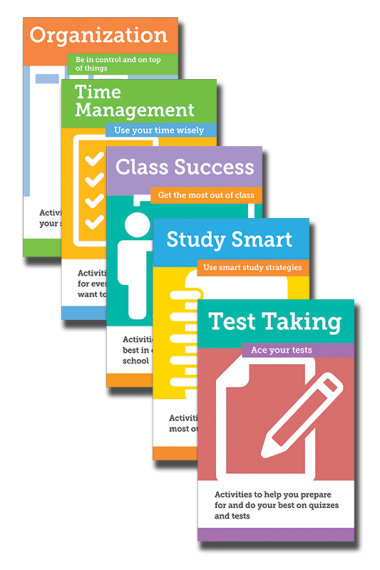 Academic Skills Activity Booklet Package