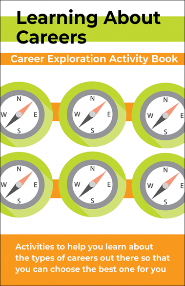 Learning About Careers Activity Booklet Handout