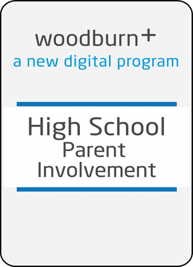 Woodburn Plus High School Parent Involvement Digital Resource Package