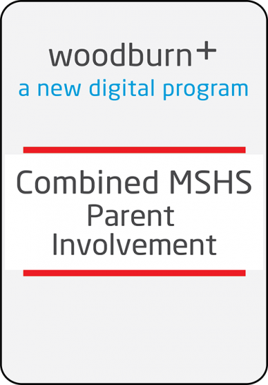 Woodburn Plus - Combined MSHS Parent Involvement Package