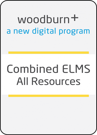 Woodburn Plus Combined ELMS All Digital Resources Package