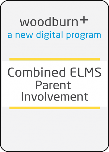 Woodburn Plus Combined ELMS Parent Involvement Digital Resources Package