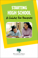 Starting High School A Guide for Parents Booklet Handout