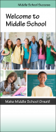 Middle School Success Welcome to Middle School InfoGuide Handout