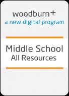 Woodburn Plus Middle School All Digital Resources Package