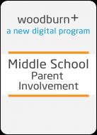 Woodburn Plus Middle School Parent Involvement Digital Resources Package