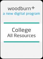 Woodburn Plus College All Digital Resources Package