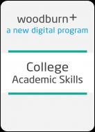 Woodburn Plus College Academic Skills Digital Resources Package