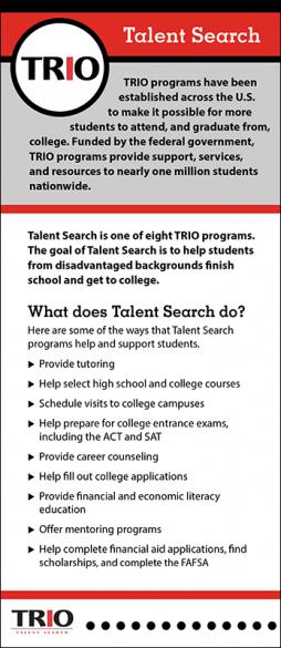 TRIO Talent Search