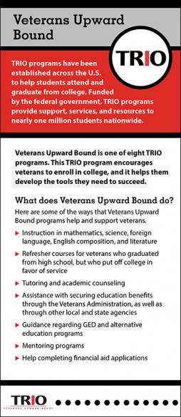 TRIO Veterans Upward Bound