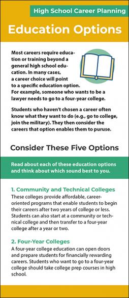 Education Options