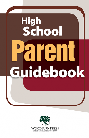 High School Parent Guidebook Booklet Handout