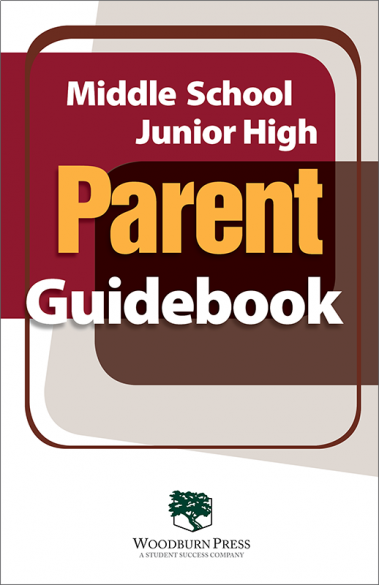 Middle School/Junior High Parent Guidebook Booklet Handout