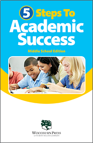 5 Steps to Academic Success - Middle School
