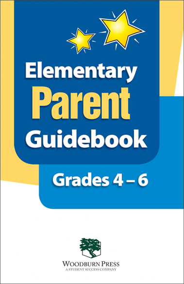 Elementary Parent Guidebook Grades 4-6 Booklet Handout