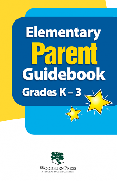Elementary Parent Guidebook Grades K-3 Booklet Handout