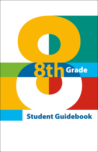 8th Grade Student Guidebook Booklet Handout