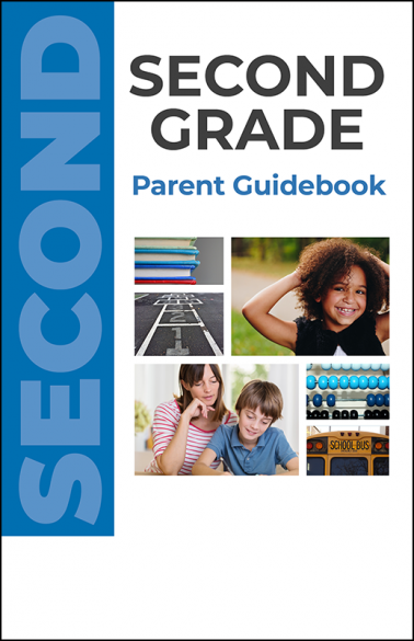 Second Grade Parent Guidebook Booklet Handout