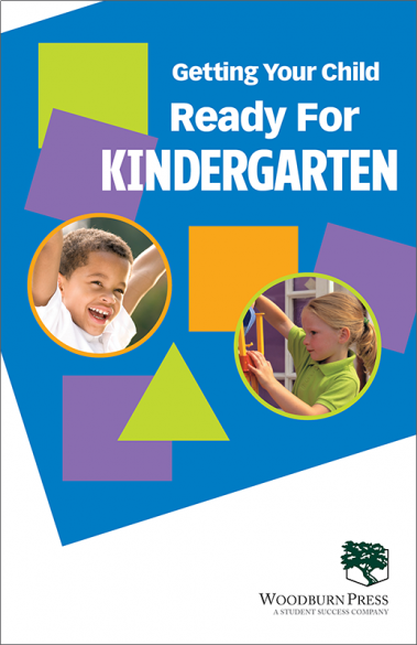 Getting Your Child Ready for Kindergarten Booklet Handout