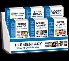 K - 5th Grade Parent Guidebooks Display Package