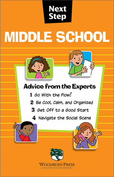 Next Step Middle School Booklet Handout
