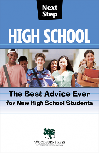 Next Step High School The Best Advise Ever High School Booklets Handout