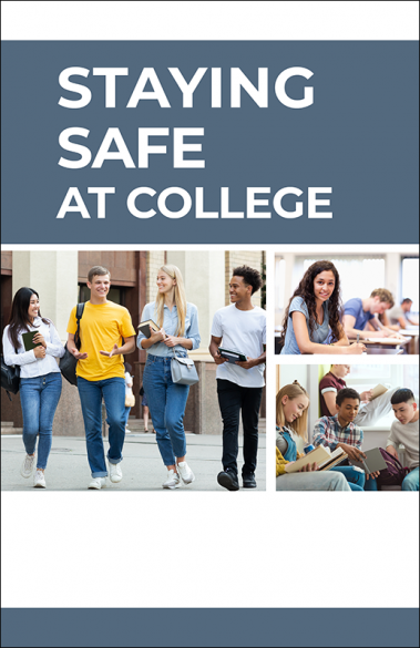 Staying Safe at College Booklet Handout