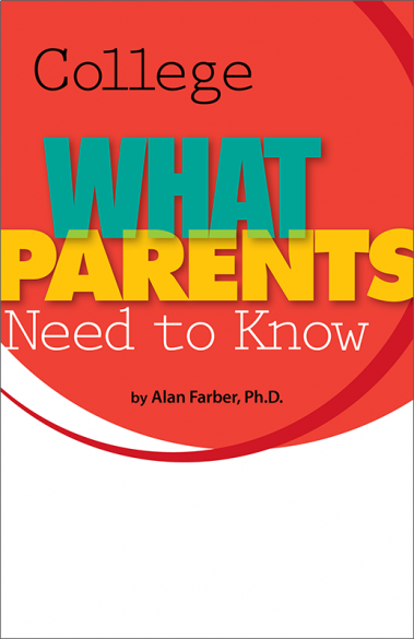 College - What Parents Need to Know Booklet Handout