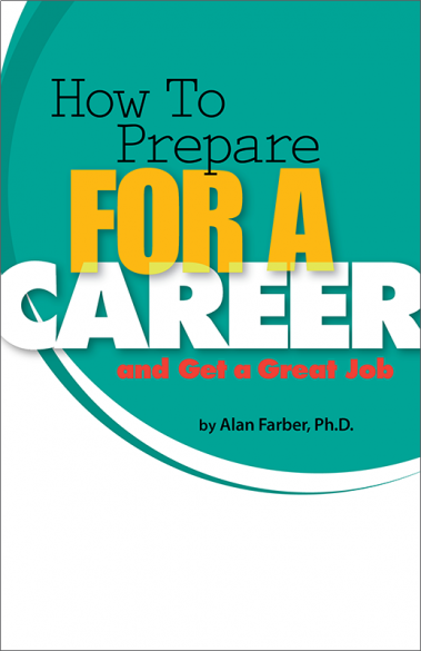 How to Prepare for a Career and Get a Great Job Booklet Handout