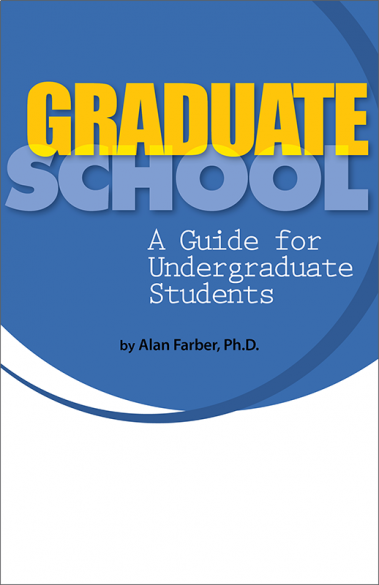 Graduate School - A Guide for Undergraduate Students Booklet Handout