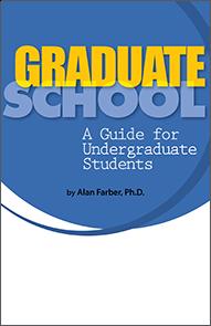 Graduate School - A Guide for Undergraduate Students
