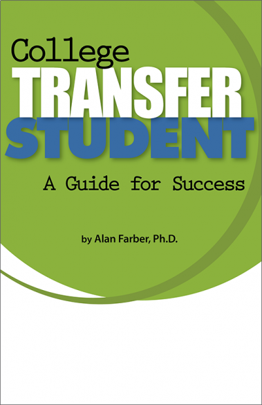 College Transfer Student - A Guide for Success Booklet Handout