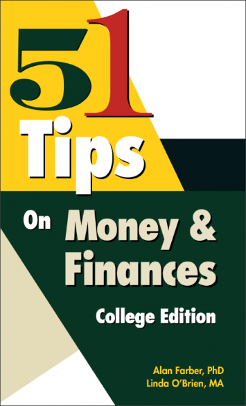 51 Tips on Money and Finance Book Handout