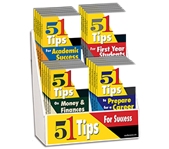 51 Tips Book Display Package