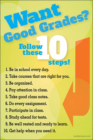 Want Good Grades