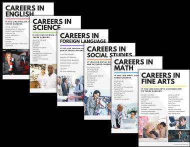Career Poster Package