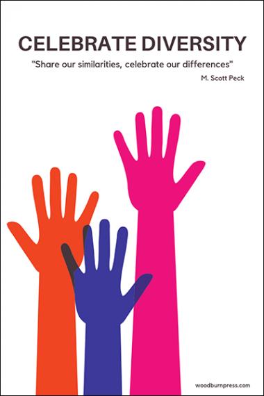 Celebrate Diversity Poster