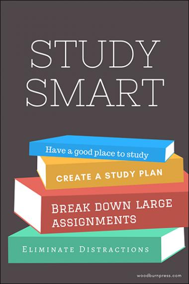 Study Smart Poster