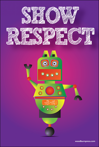 Show Respect Poster