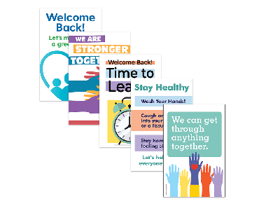 Back to School Poster Package