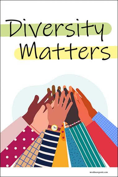Diversity Matters Poster