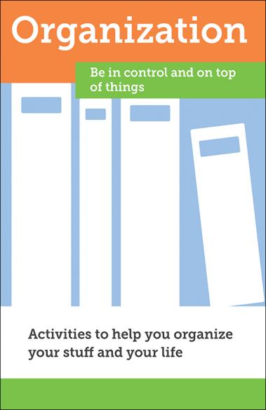 Organization Activity Booklet Handout
