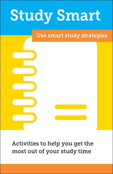 Study Smart Activity Booklet Handout