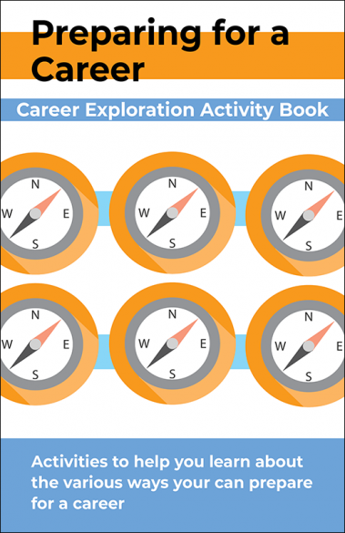 Preparing for a Career Activity Booklet Handout