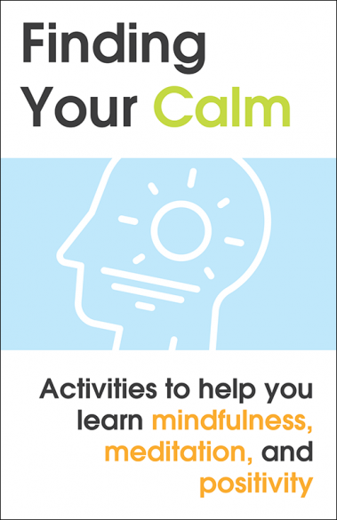 Finding Your Calm Activity Booklet Handout