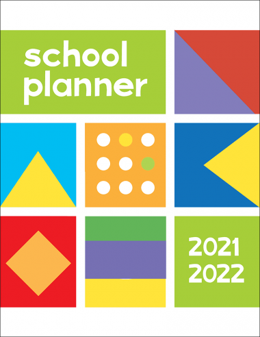 Primary Student Planner 2021-2022